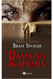 Dama su įkapėmis  by  Bram Stoker