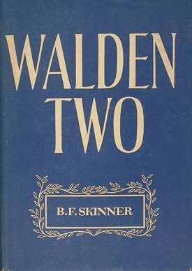 bf skinners walden two essay In walden two, bf skinner makes a case for behaviorism and social  engineering as the solution to many of the world's problems frazier, a  psychologist.