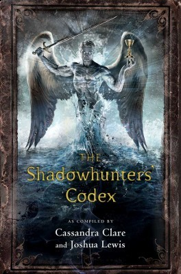 https://www.goodreads.com/book/show/13568619-the-shadowhunter-s-codex