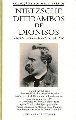 Ditirambos de diónisos Friedrich Nietzsche