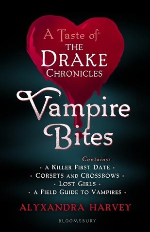 Vampire Bites: A Taste of the Drake Chronicles (Drake Chronicles, #3.5, #4.5, #0.1, #0.5)