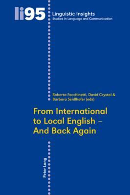 From International to Local English - And Back Again  by  Roberta Facchinetti