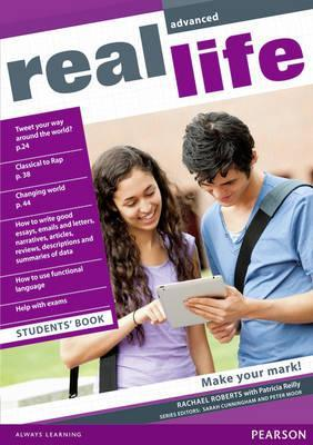 Real Life Global Advanced Students Book Rachael Roberts