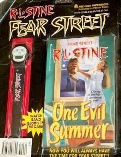 One Evil Summer: Fear Street  by  R.L. Stine