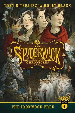 The Spiderwick Chronicles: The Ironwood Tree