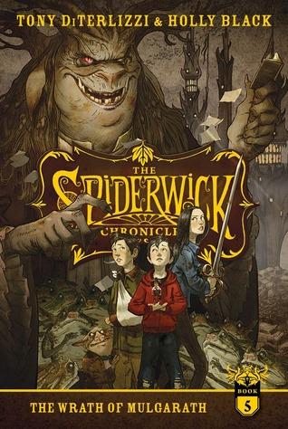 The Spiderwick Chronicles: The Wrath of Mulgarath
