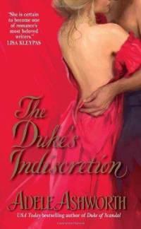 The Duke's Indiscretion (Duke Trilogy, #3)
