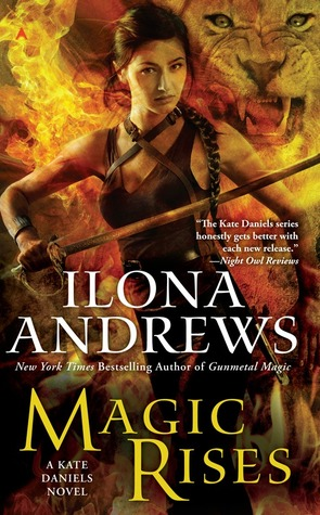 Book Review: Ilona Andrews' Magic Rises