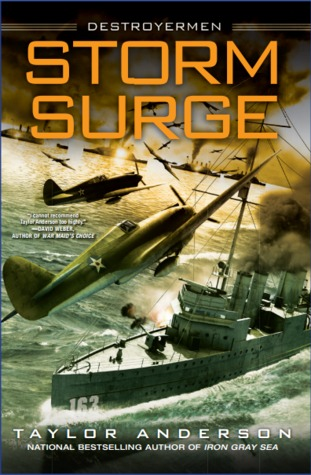 Book Review: Taylor Anderson's Storm Surge