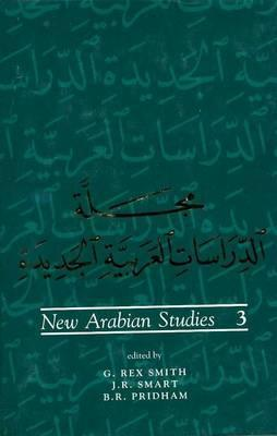 New Arabian Studies Volume 3  by  B.R. Pridham