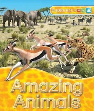 Amazing Animals. Jinny Johnson  by  Jinny Johnson