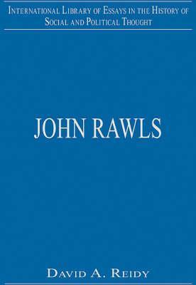 John Rawls David A. Reidy