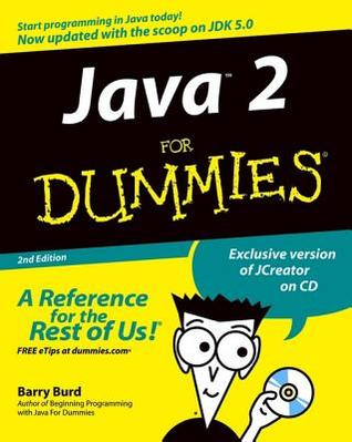 Java 2 for Dummies  by  Barry Burd