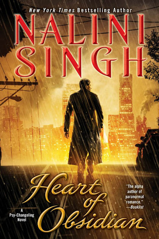 Book Review: Nalini Singh's Heart of Obsidian