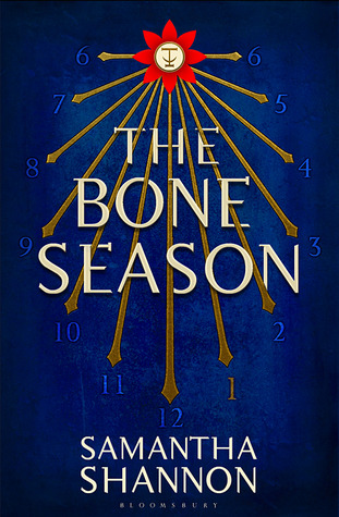 Book review | The Bone Season by Samantha Shannon | 3 stars