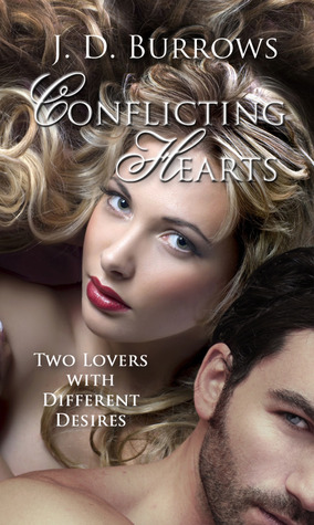 Conflicting Hearts - J.D. Burrows