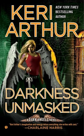Book Review: Keri Arthur's Darkness Unmasked