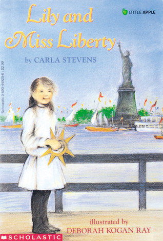 Lily And Miss Liberty Carla Stevens