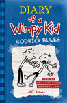 Rodrick Rules by Jeff Kinney