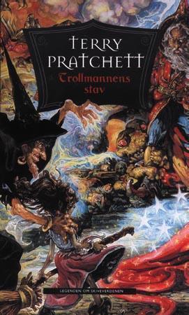 Trollmannens stav (Legenden om Skiveverdenen, #3)  by  Terry Pratchett