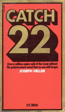 a review of the book catch 22 by joseph heller Catch-22 by joseph heller, 9780099470465, available at book depository with  free delivery worldwide  joseph heller's bestselling novel is a hilarious and  tragic satire on military madness, and the tale of one man's efforts to  review  text.