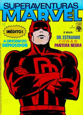 Superaventuras Marvel nº 3  by  Stan Lee