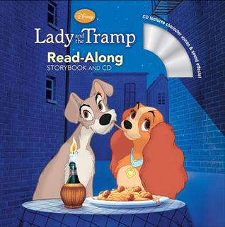 Lady and the Tramp Read-Along Storybook and CD Walt Disney Company