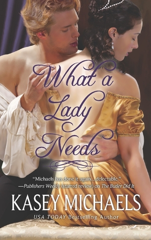 What a Lady Needs (The Redgraves, #2)