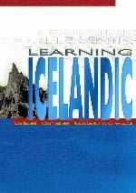 Learning Icelandic Audur Einarsdottir