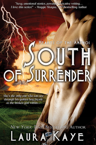 South of Surrender (Hearts of the Anemoi) Laura Kaye