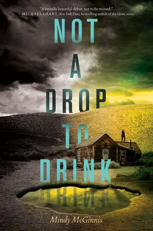 Not a Drop to Drink Mindy McGinnis book cover