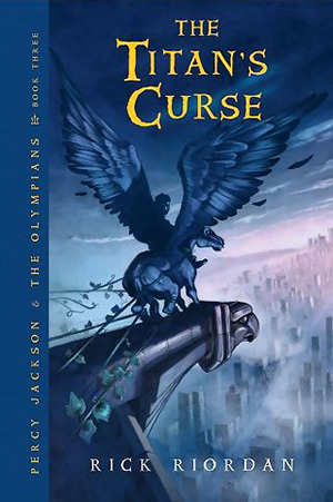 Book Review | The Titans Curse by Rick Riordan | 3 stars