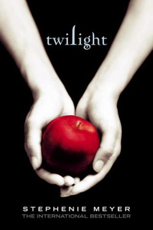 Twilight by Stephanie Meyer book cover
