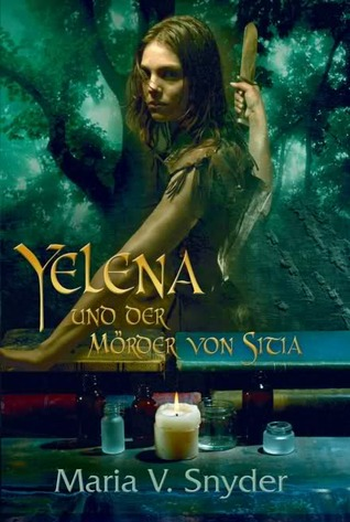 Yelena und der Mörder von Sitia (Study, #2)
