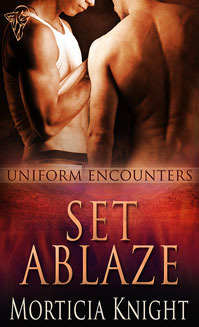 Set Ablaze (Uniform Encounters, #1)