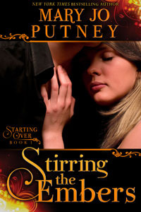 Stirring the Embers (Starting Over, #1)