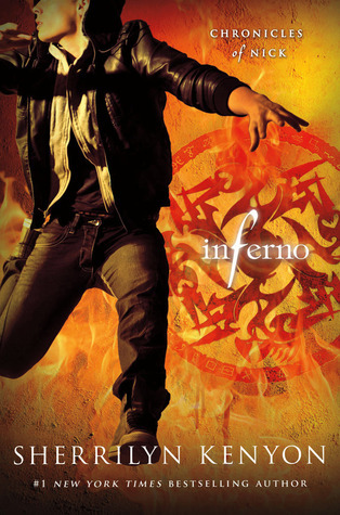 Book Review: Sherrilyn Kenyon's Inferno