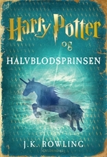 Harry Potter og Halvblodsprinsen (Harry Potter, #6)