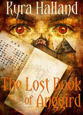 Fantasy Romance Review: 'The Lost Book of Anggird' by Kyra
