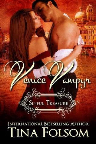 Sinful Treasure (Venice Vampyr #3)  - Tina Folsom