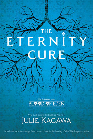 Book Review: Julie Kagawa's Eternity Cure