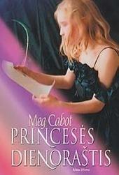 princesės dienoraštis