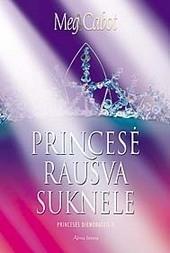Princesė rausva suknele