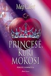 princesė, kuri mokosi