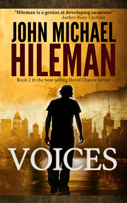 Voices (David Chance Mystery #2)