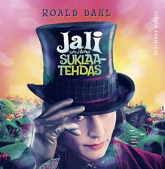 Jali ja suklaatehdas Roald Dahl