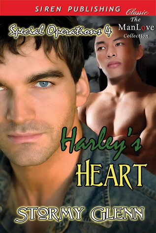 Harleys Heart (Special Operations #4)  by  Stormy Glenn