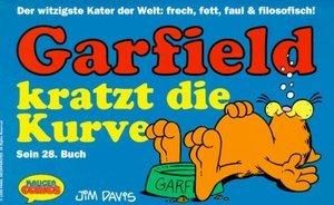 Garfield, Bd.28, Garfield kratzt die Kurve  by  Jim Davis
