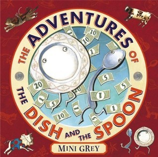 dish and spoon adventures picture book