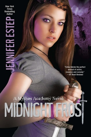 Book Review: Jennifer Estep's Midnight Frost